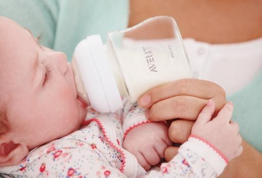 בקבוק תינוקות מזכוכית של פיליפס אוונט