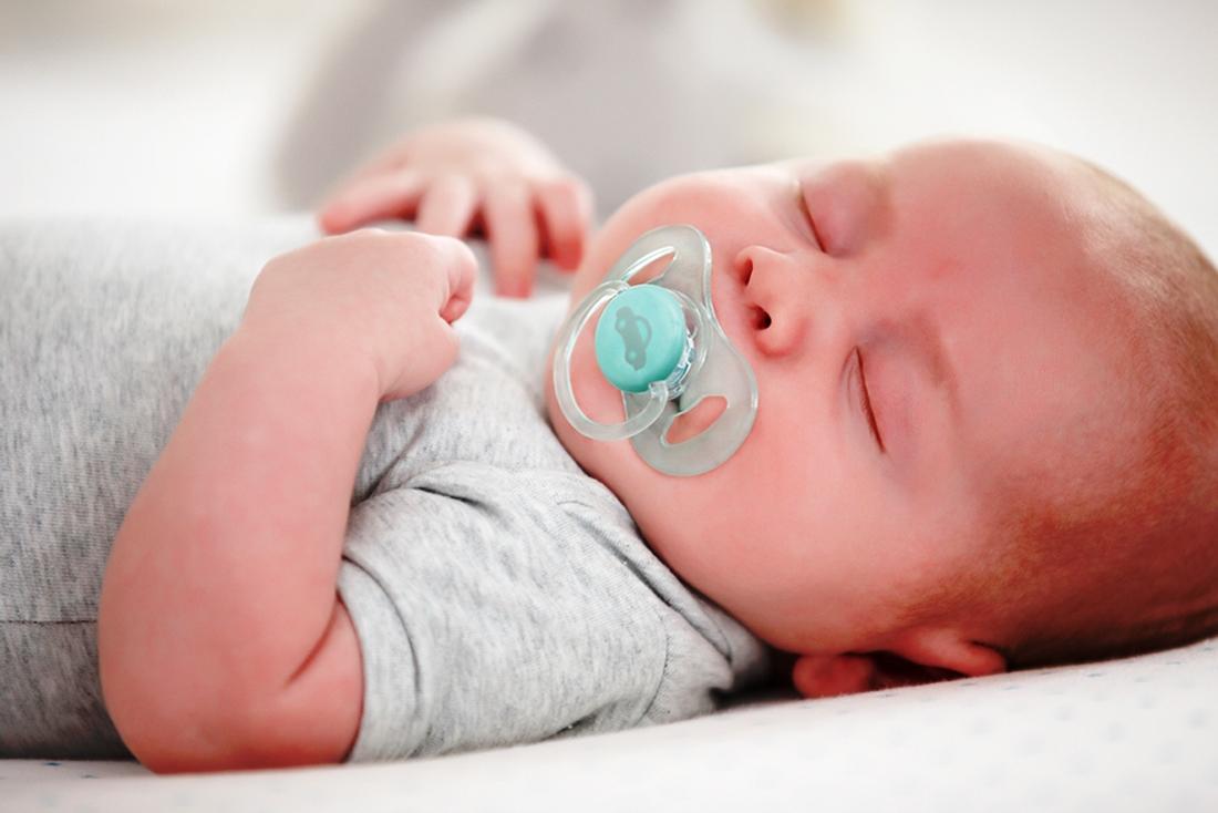 מוצץ ניו בורן של פיליפס אוונט מסייע להרגעה ושינה