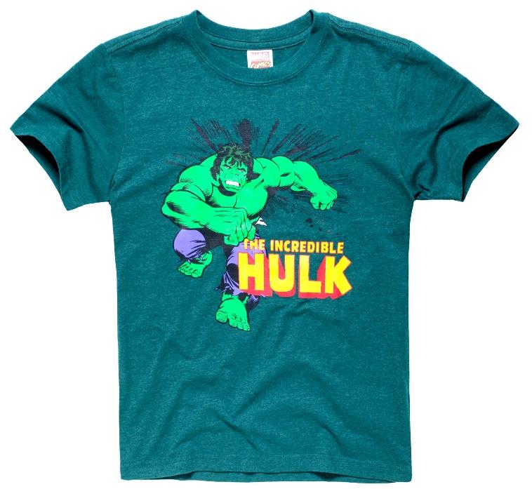 """חולצה שיצאה לקראת סרט גיבורי העל """"הנוקמים"""". פוקס. צילום טל טרי"""