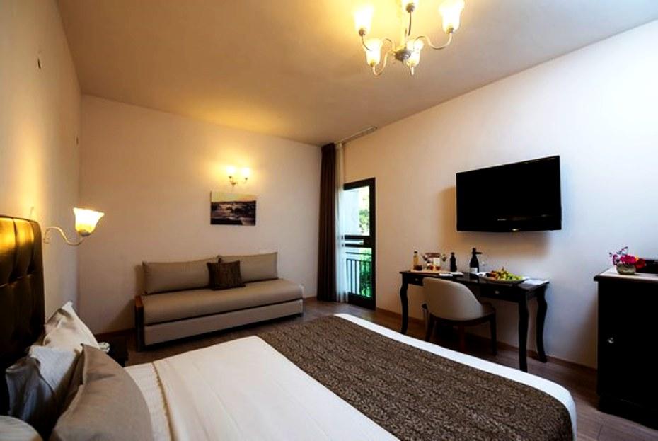 החדר: מרווח, משודרג ונוח