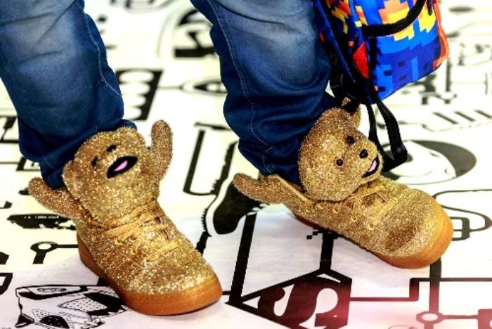 """נעליים אלה נועדו ל""""וואו"""""""