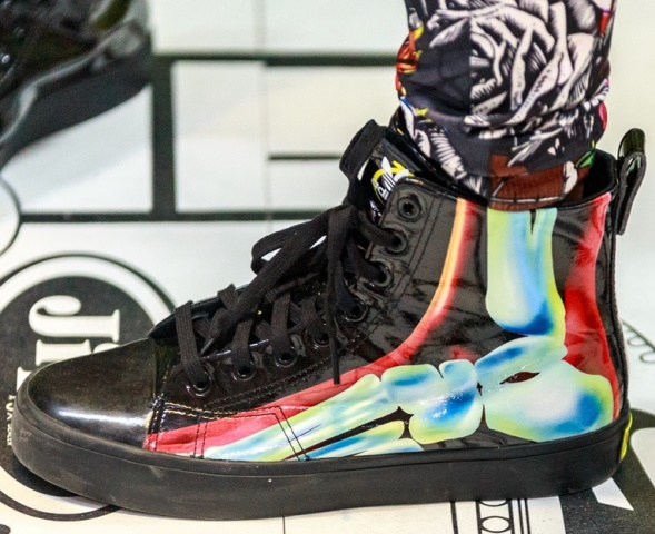 נעליים שהן עצם העניין