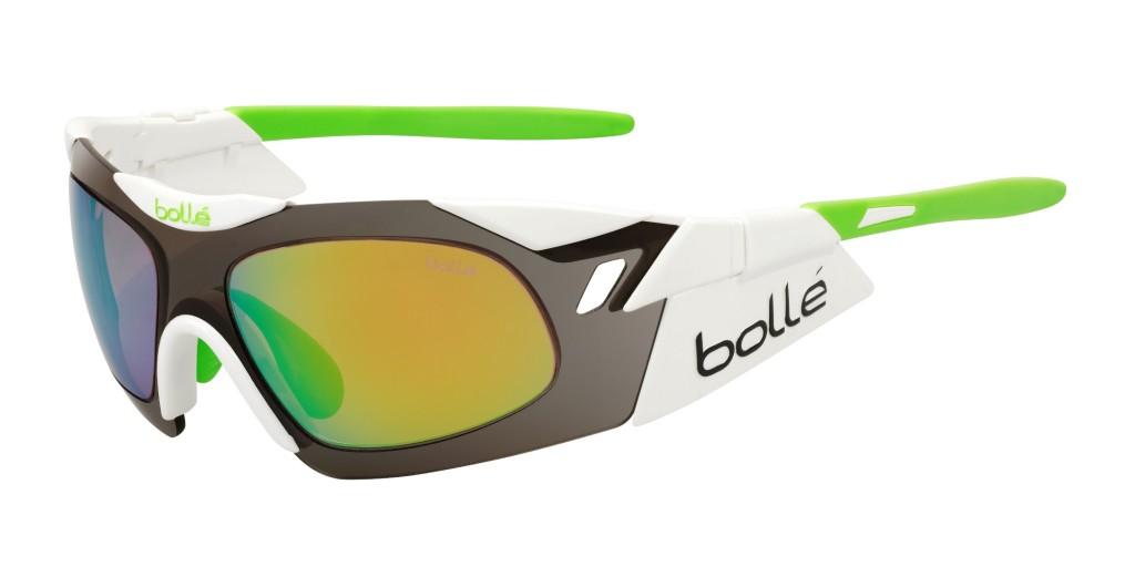 משקפי ספורט גם עם עדשות אופטיות. BOLLE