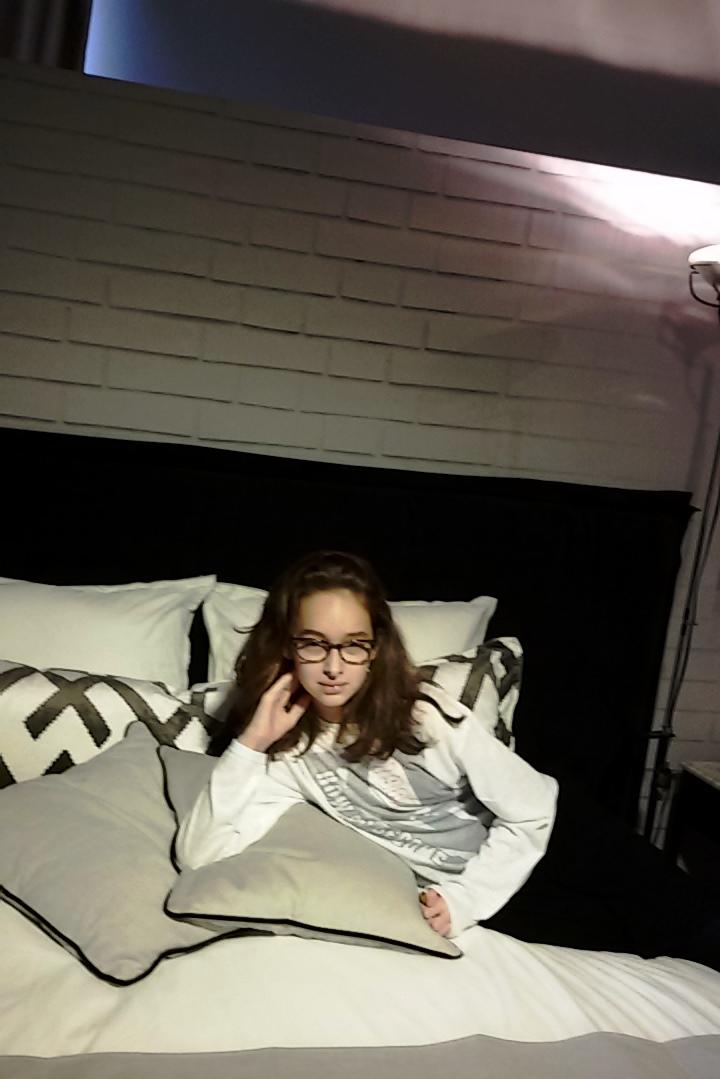 מיטת עמינח של דנה אוברזון