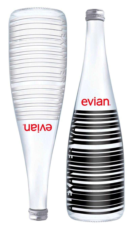 בקבוקי אלכסנדר וואנג לחברת אוויאן