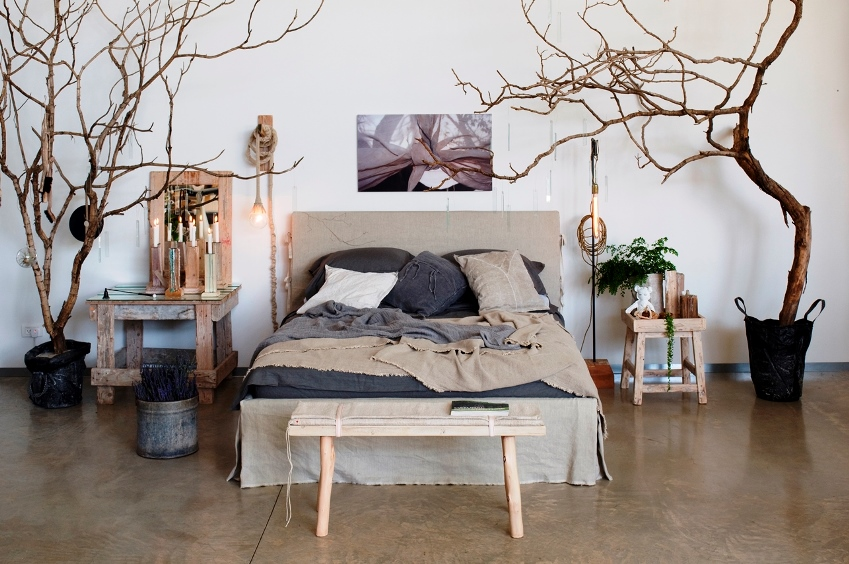 מיטת עמינח של נועה ברלב דוידור