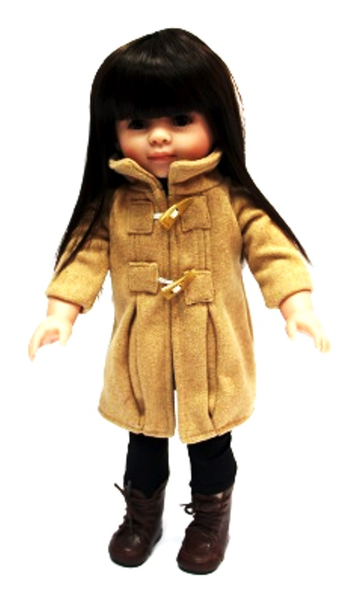 בובת טופי דאל בעלת האישיות והשם הפרטי