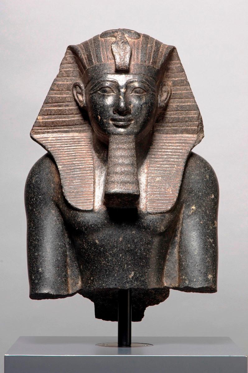 """תערוכת """"פרעה בכנען"""" במוזיאון ישראל בירושלים"""