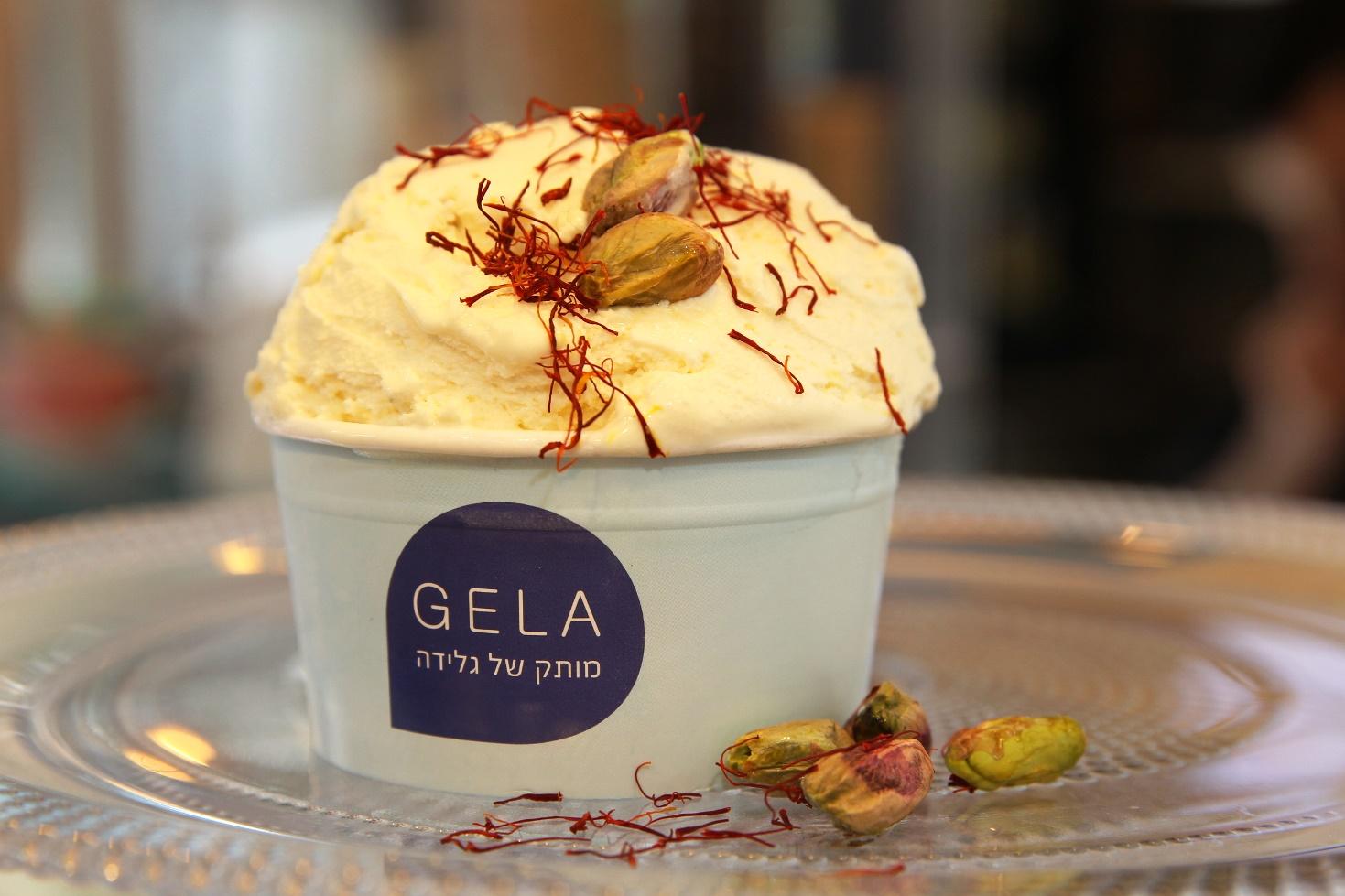 מייצרים גלידה לפי הזמנה וטעם הלקוחות. רשת ג'לה