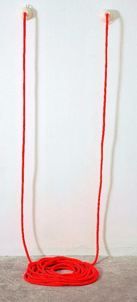 תערוכת חוטים וקשרים. מאיה אטון. ערוי
