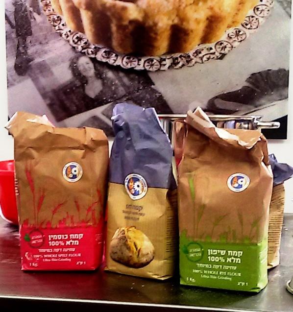 """קמחים יעודיים: לחם או עוגה, פסטה או לחמניה. הטחנות הגדולות של א""""י"""
