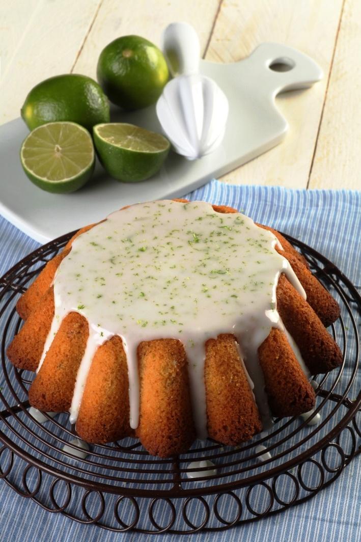 עוגת לימוני ליים. צילום אסף רונן