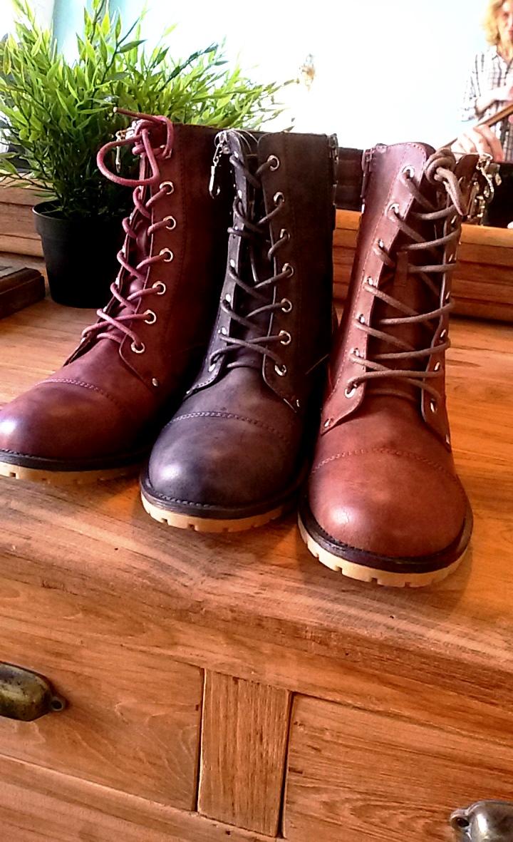 נעלי קאטרפילר ברשת נעלי גלי