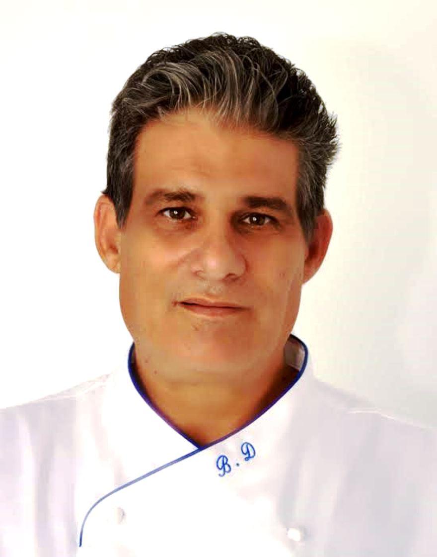 בועז דרור. השף הראשי של שרתון תל אביב, מארח האירוע