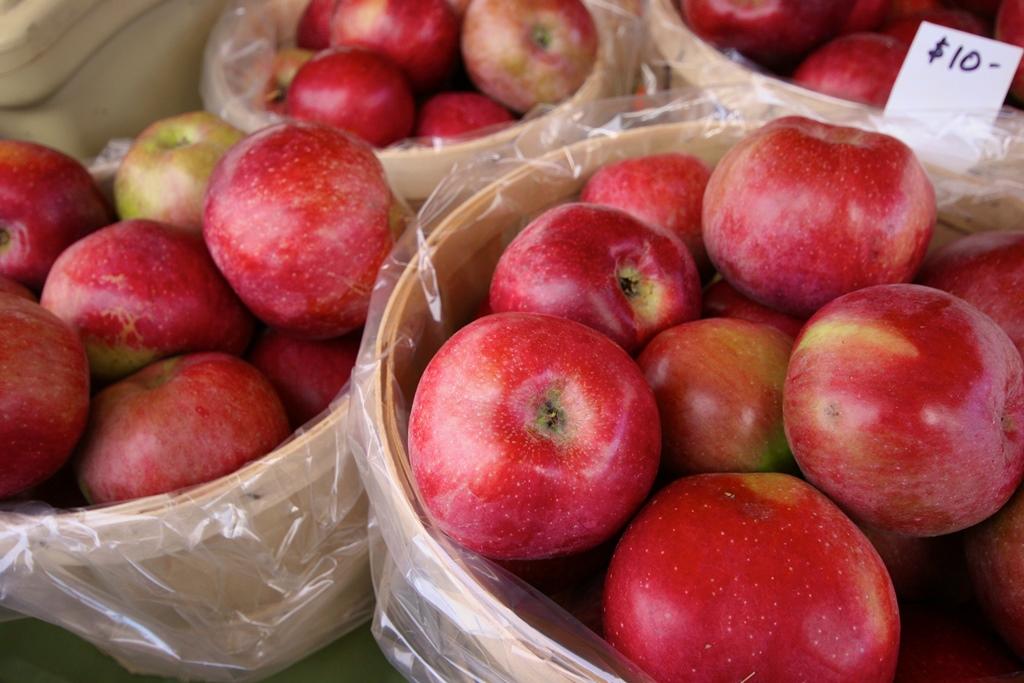 תרומה מוכחת לבריאות. צילום מועצת התפוחים האמריקאית