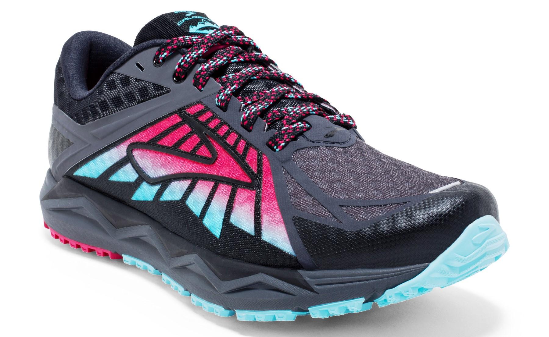ברוקס (BROOKS). דגם קלדרה. נעל ריצה חדשנית משולבת לריצת שטח וריצה על כביש