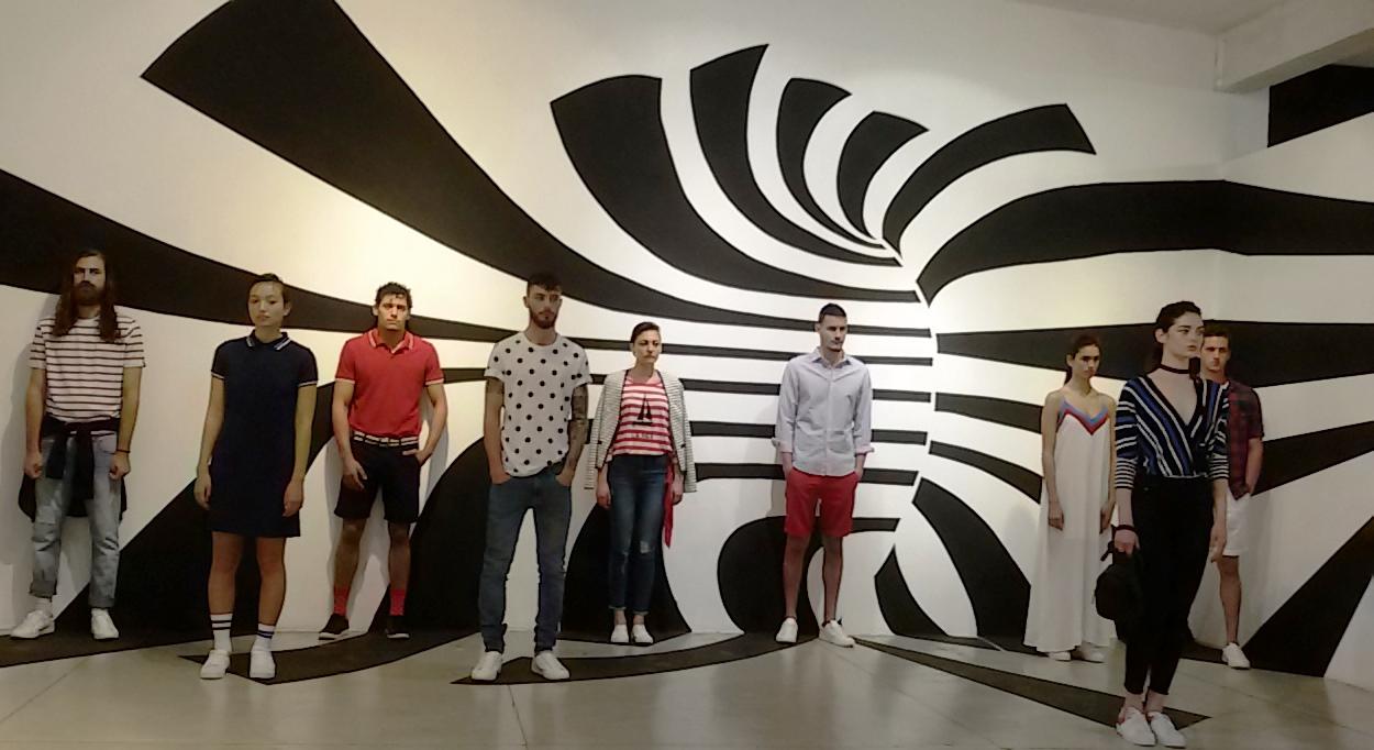 גולף. מיצב במוזיאון רמת גן לאמנות. צילום נעמי גולן