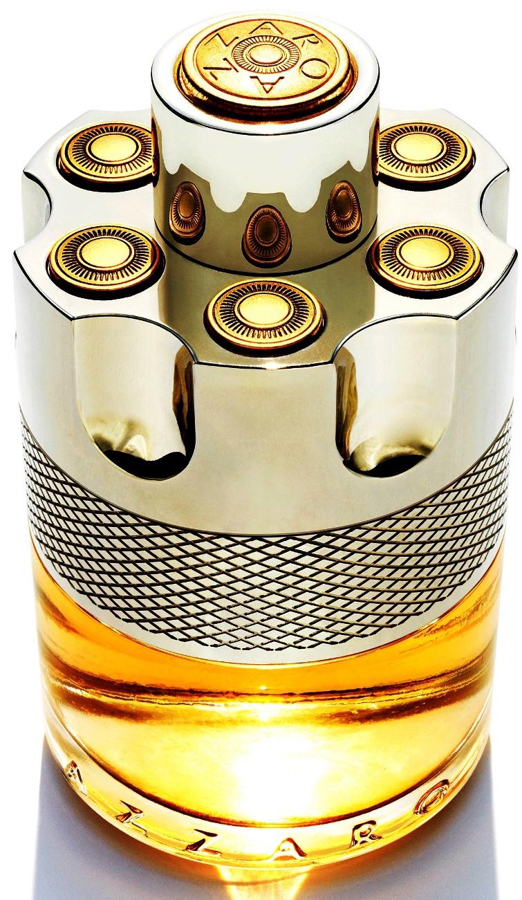 אזארו. מה הבקבוק הזה מזכיר לכם?
