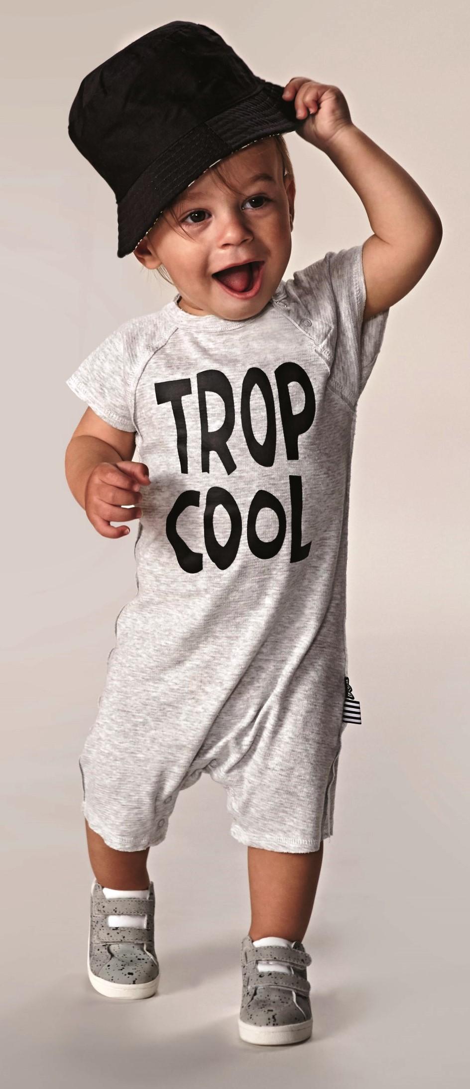 שילב. האופנה מכתיבה שחור גם לתינוקות