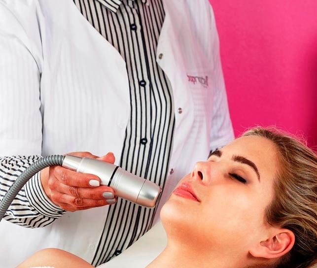 אלקטרו קנול. הסבת טכנולוגיות רפואיות של אולטראסאונד וגלי רדיו לטיפוח פנים