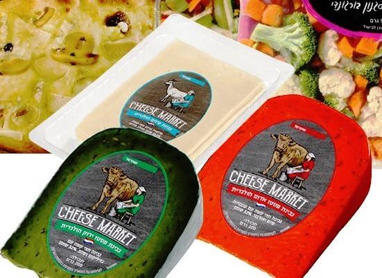 שופרסל. גבינות המחלבה ההולנדית