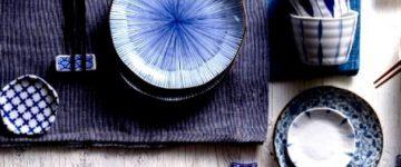 אופנה כחולה