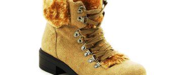 נעלי חורף: טרנד החפתים