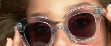 חמושים לקיץ: משקפי שמש ומסנני קרינה שקופים, צמידים דוחי יתושים, דאודורנטים לימים לוהטים